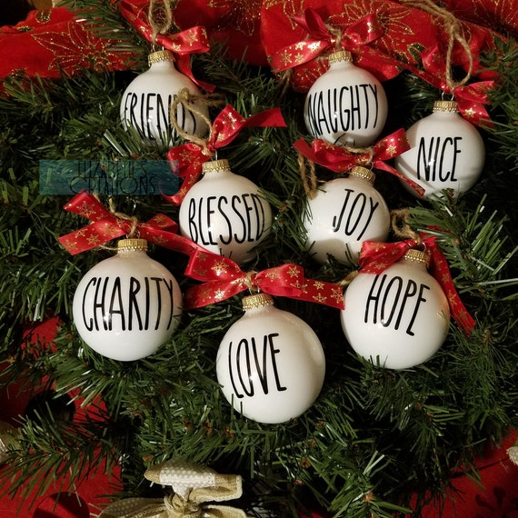 image 0 - Country Christmas Tree Ornaments