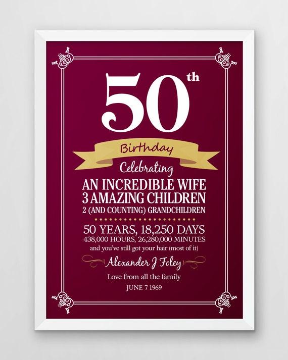 Personalizzato 40 Compleanno Stampa 40 Anni Regalo Vecchio Il Design è Adatto Per Età 40 E Oltre