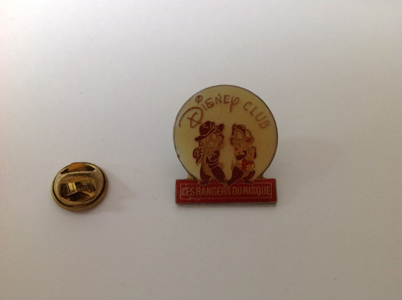 Vintage enamel pins, Disney Club, choice-metal and email, PIN, brooch,  collector, character