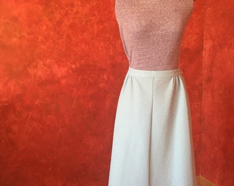 Simply Chic 1970s Plus Size Skirt by Koret/ Size-20