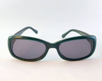 8b444221ea2 SEVENTY by L.S Optycal - rectangular sunglasses - 90s vintage eyewear -  womens sunglasses - vintage sunglasses - made in Italy
