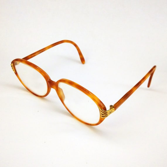 007618e7ed CLEARANCE -70% off! - VALENTINO authentic eyeglasses - classic glasses -  vintage frames - oval glasses - 80s glasses - eye glass stores