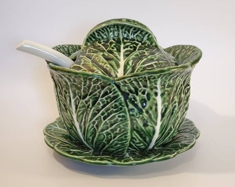 Cabbage Soup Tureen Etsy