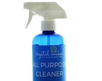 Nontoxic, All Purpose Cleaner- Lavender and Lemon, Natural Cleaning Products, Household Cleaner, Green Cleaner, Made with essential oils