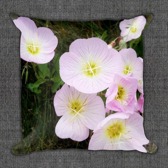 Primrose Chorus pillow cover 18x18