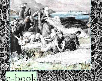 Heirloom Knitting 2017 e-books / pdfs ~ Special Etsy Only 50% off