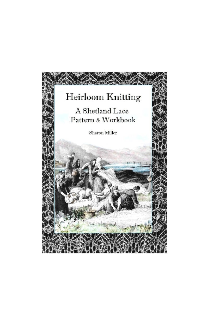9dab33499 Heirloom Knitting book   pdf option revised enlarged full