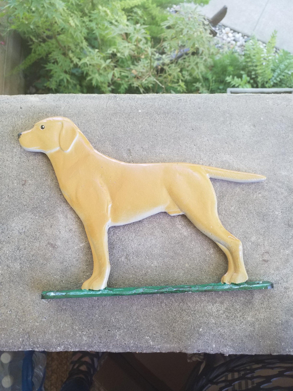 Vizsla Dog Mailbox Topper // Plaque // Sign NewnanMetalWorks Best ...
