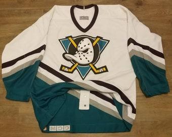 14b2f8b7b Size 48 XL Mighty ducks jersey