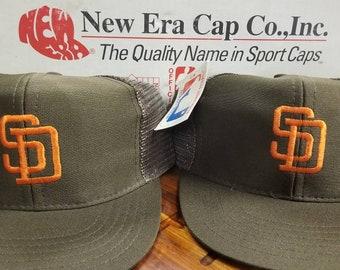 8d1706b7e Vintage Diego Padres snapback hat, 90s snapback,deadstock,San Diego Tony  Gwynn,