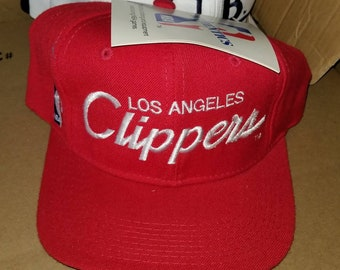 5e7c89aa20a8f Los Angeles clippers sports specialties hat