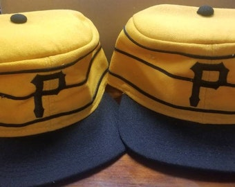 5052c82dad66a New original 1970s Pittsburgh pirates sports specialties hat fitted  Pittsburg pirates hat 7 1 8
