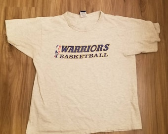 5b8d5ff1e91 90s Large golden state warriors shirt warriors champion shirt champion tee