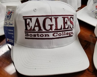 finest selection f1e15 37507 The game Boston college eagles snapback,NWT deadstock 90s college hat,  spilt bar hat snapback boston college snapback