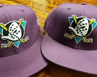 90s anaheim mighty ducks sports specialties hat snapback 60c2cc0c589e