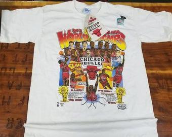 08d6b98371c3 NEW 90s LARGE Salem sportswear shirt