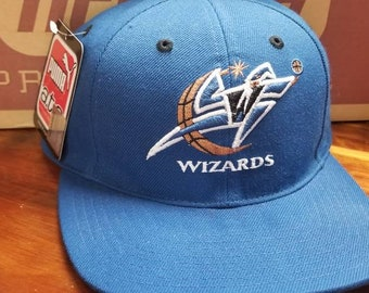 differently 4e85f 3517d New vintage Washington wizards hat snapback puma nba hat snapback