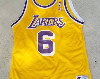 more photos 64861 2e4cf Lebron lakers jersey | Etsy