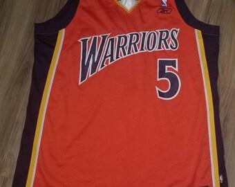 3ecf15acf73 Size XL Reebok golden State warriors jersey