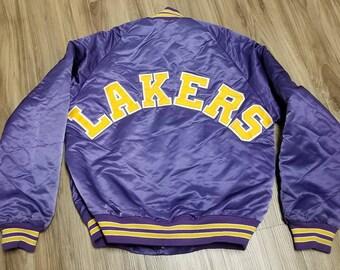 Lakers Jacket Etsy
