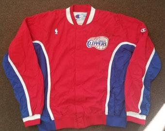 aadbfe028e0 Game used 1997-99 Darrick Martin Large LA Clippers champion warm up jacket  pants