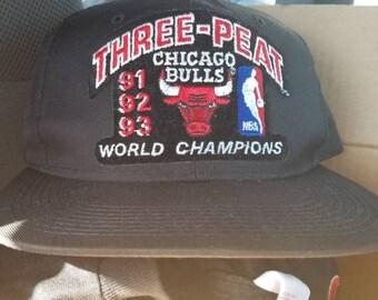9211baa5caa purchase chicago bulls 1996 nba finals championship snapback 7f34d 1e460   get chicago bulls sports specialties hat snapbacksnwt deadstock nba  finalsmichael ...