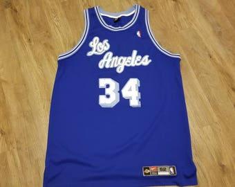 LARGE 90s Nike Jordan baseball jersey Vintage nike jersey  707431003