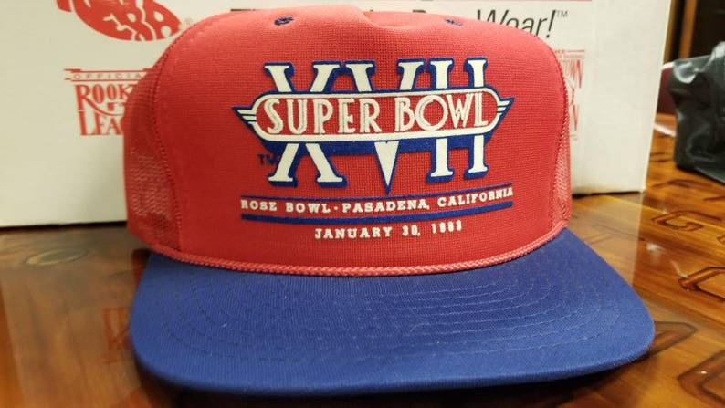49afdffcc6e Superbowl 27 snapback Dallas cowboys buffalo bills snapback