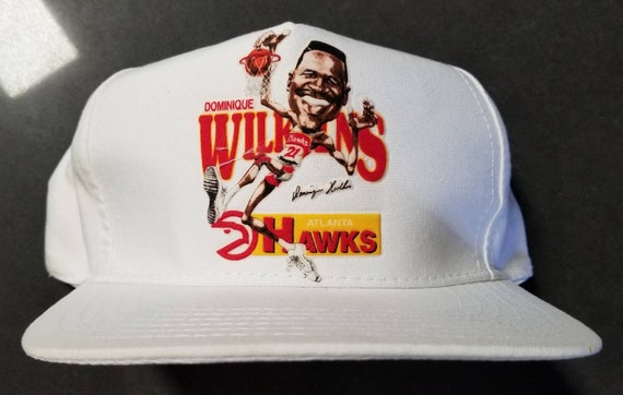 New original 1987-88 vintage Atlanta Hawks hat Sal
