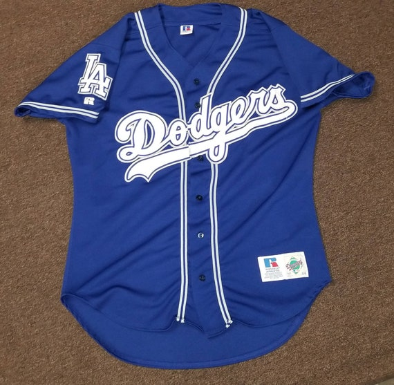 LA Dodgers jersey Russell authentic