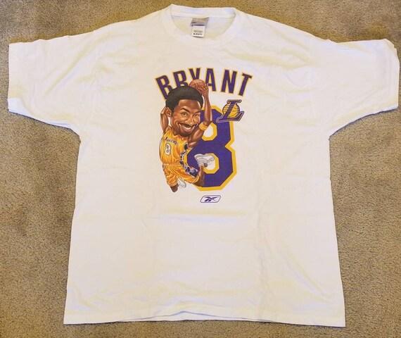 best service 67ade c6e88 True XL Lakers shirt Kobe Bryant shirt