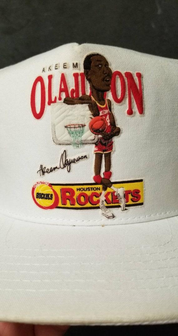 New original 1987-88 vintage Houston rockets hat … - image 3