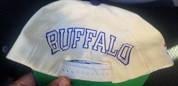 90s buffallo bills hat, 90s buffalo bills snapback