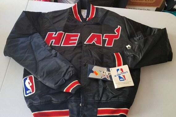 miami heat jacket