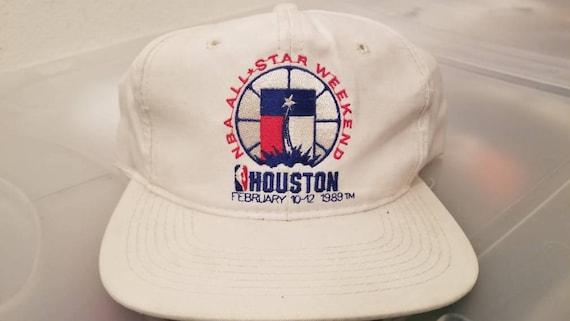 1989 nba all star game hat,vtg hat, vintage hat, L