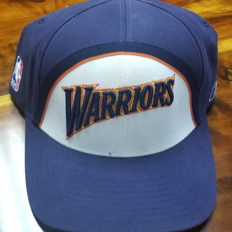 newest 2597e 6acd9 New 90s vintage golden State warriors hat NBA finals reebok   Etsy