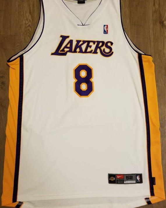 2000 LA Lakers jersey, Kobe Jersey, Nike Lakers jerse… - Gem