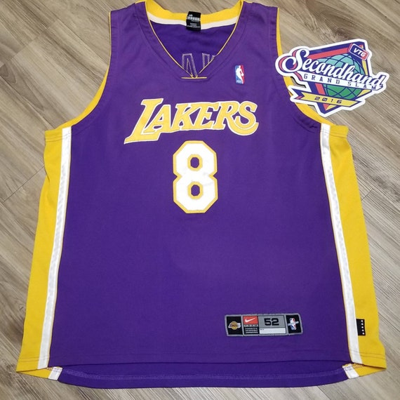 2000 authentic Kobe bryant lakers Jersey, Nike Lak