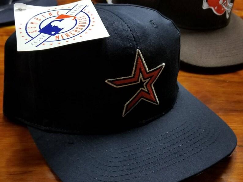 150a0a69fd3 New Houston astros snapback hat 90s hat mlb baseball snapback