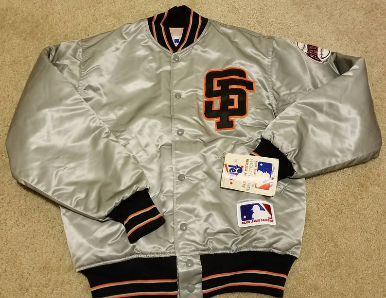 833bcc84 NEW 80s 90s Vintage San Francisco Giants starter jacket90s | Etsy