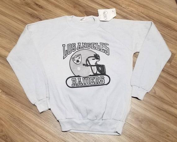 New 80s small raiders sweater la raiders sweatshir