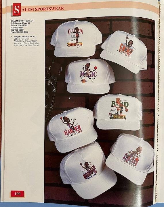 New original 1987-88 vintage Houston rockets hat … - image 8