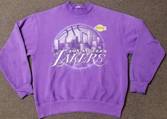 90s XL LA Lakers sweatshirt LA lakers crewneck los
