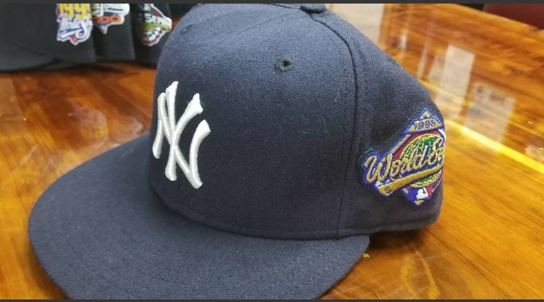 7e777d5549f New Original 7 1 2 New york Yankees new era hat 90s deadstock