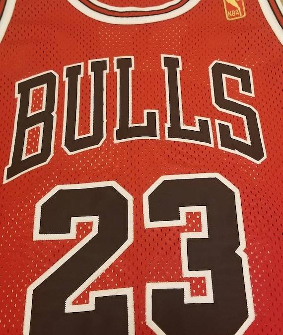 1996-1997 NBA 50th Jersey Michael jordan Chicago … - image 8