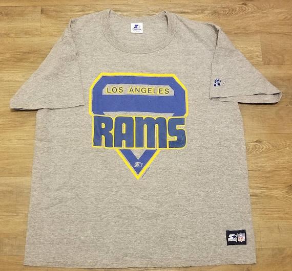d9a6a22a XL LA Rams shirt 90s tee starter sh vintage tee | Etsy