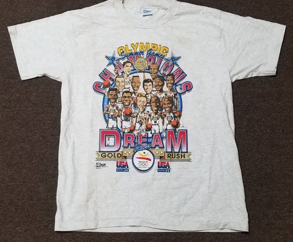 New LARGE 1992 Team USA basketball shirt, 1992 dre