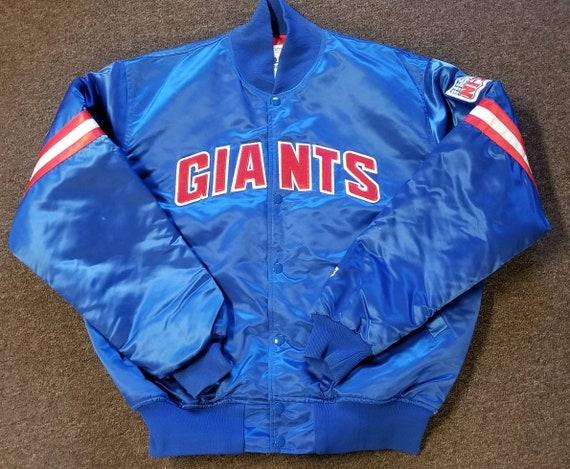 New original 90s XL New York Giants starter jacket
