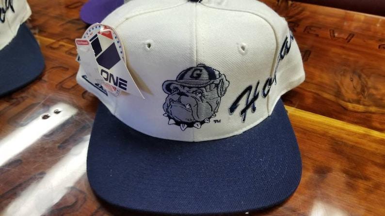 detailed look 0b407 0fb60 New vintage Georgetown hoyas 90s hat snapback Apex snapback   Etsy