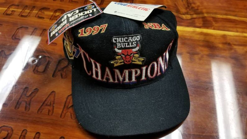 Chicago bulls sports specialties hat snapbacksNWT deadstock  764596f1cf4e